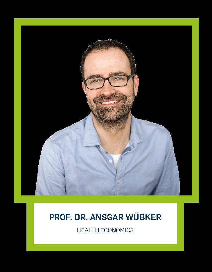 Prof. Dr. Ansgar Wübker